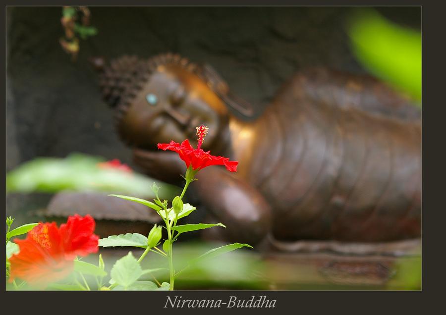 Nirwana Buddha