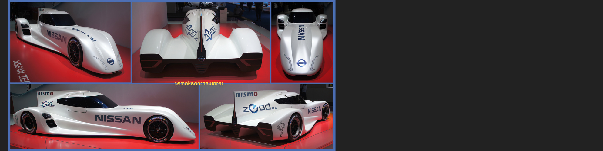 Nismo ZEOD RC electric Le Mans 2014