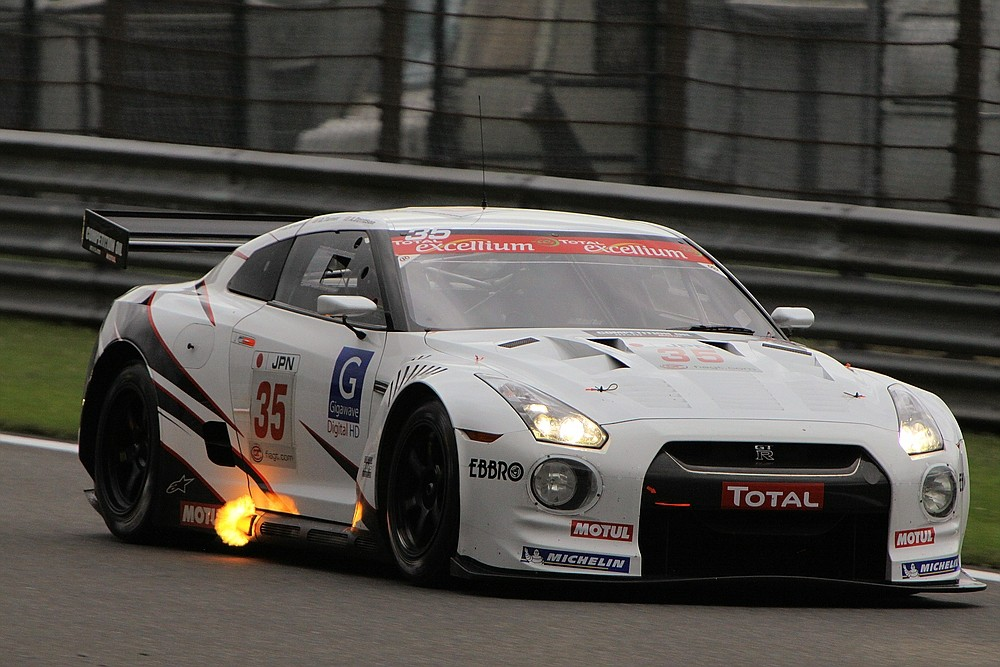 Nissan GT-R FIA GT Championship - Total 24 Hours of Spa 23.07.2009