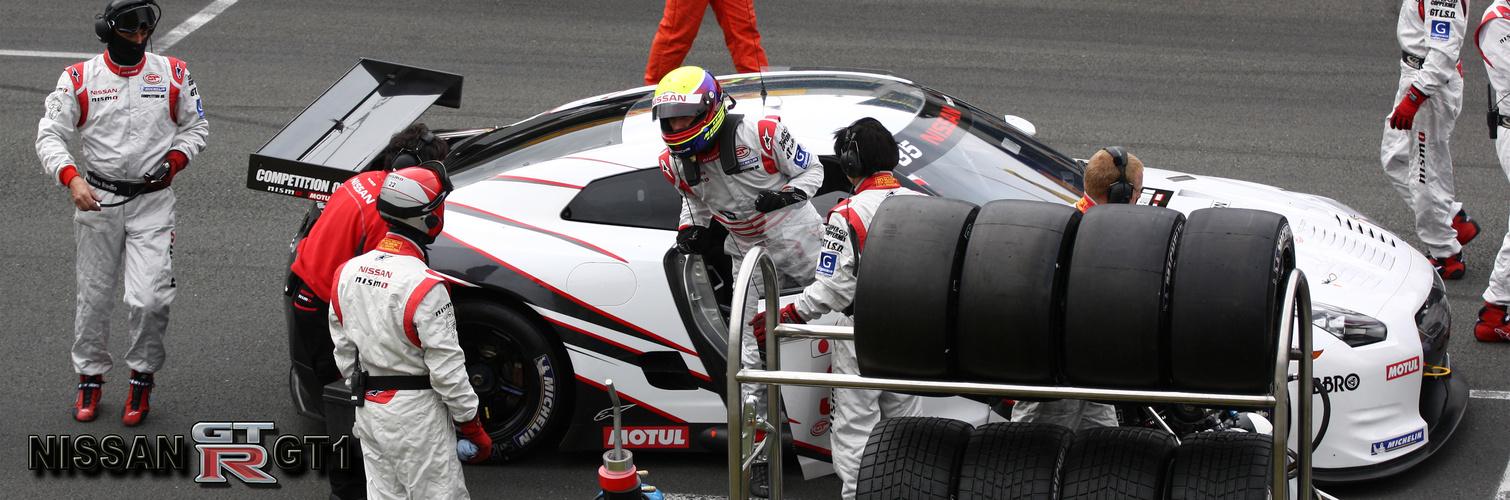 Nissan GT-R R35 GT1