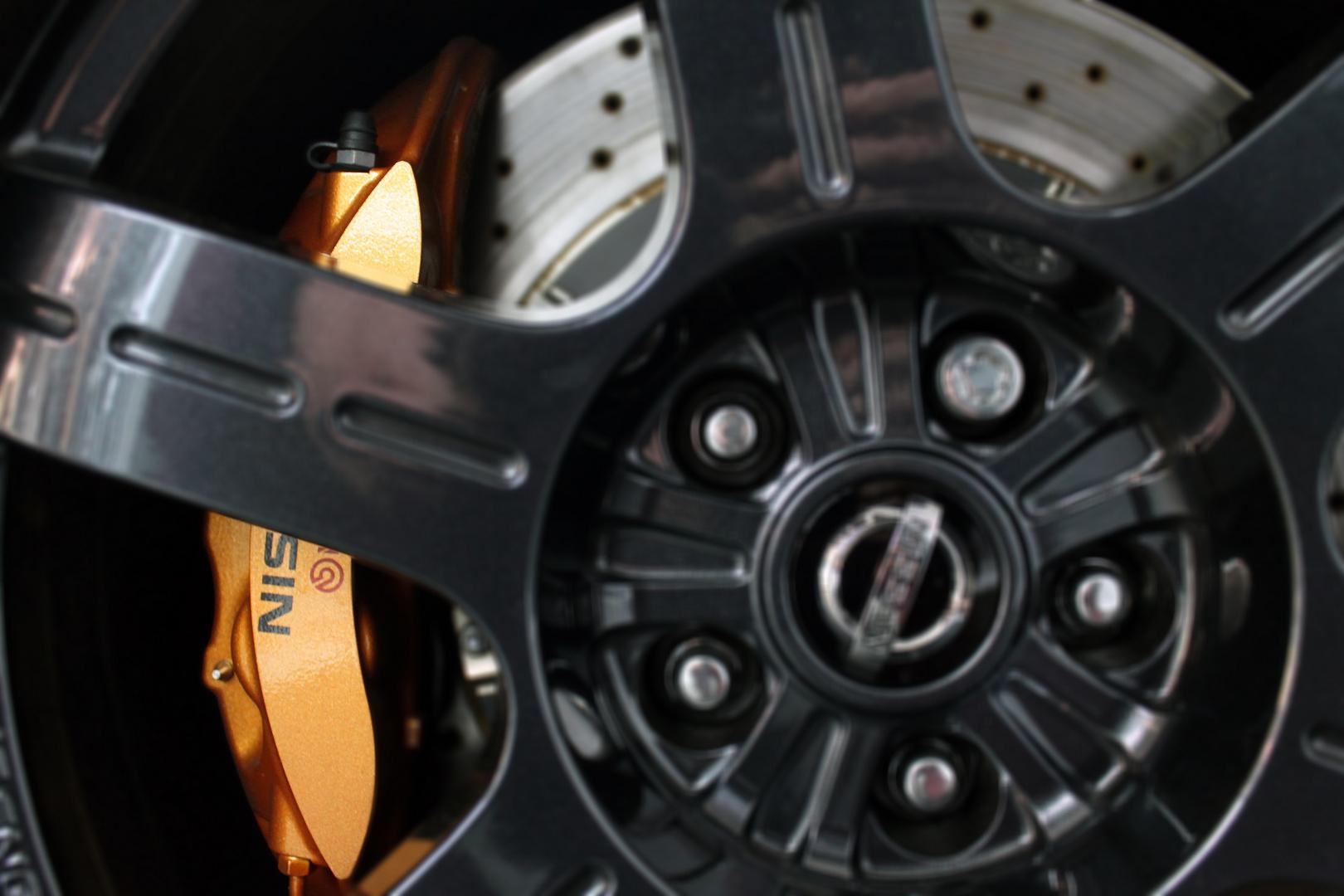Nissan GTR Bremsscheibe