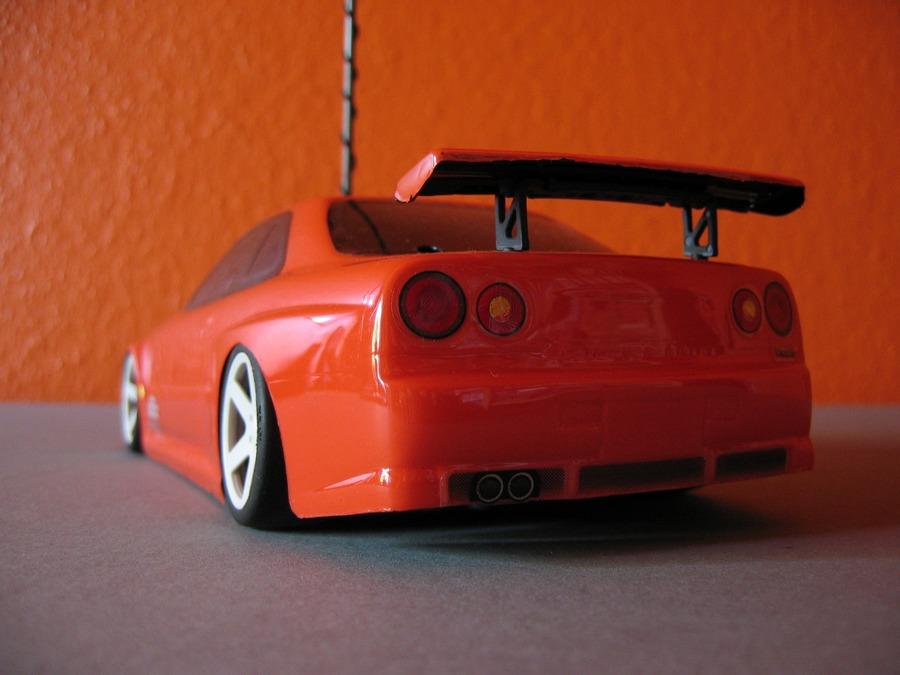 Nissan Skyline 1:18