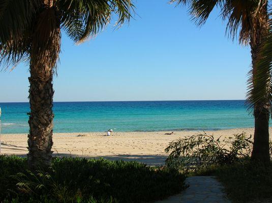 Nissi Beach....