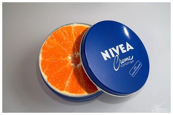 Nivea orange