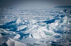Nix Antarktis - Ostsee!