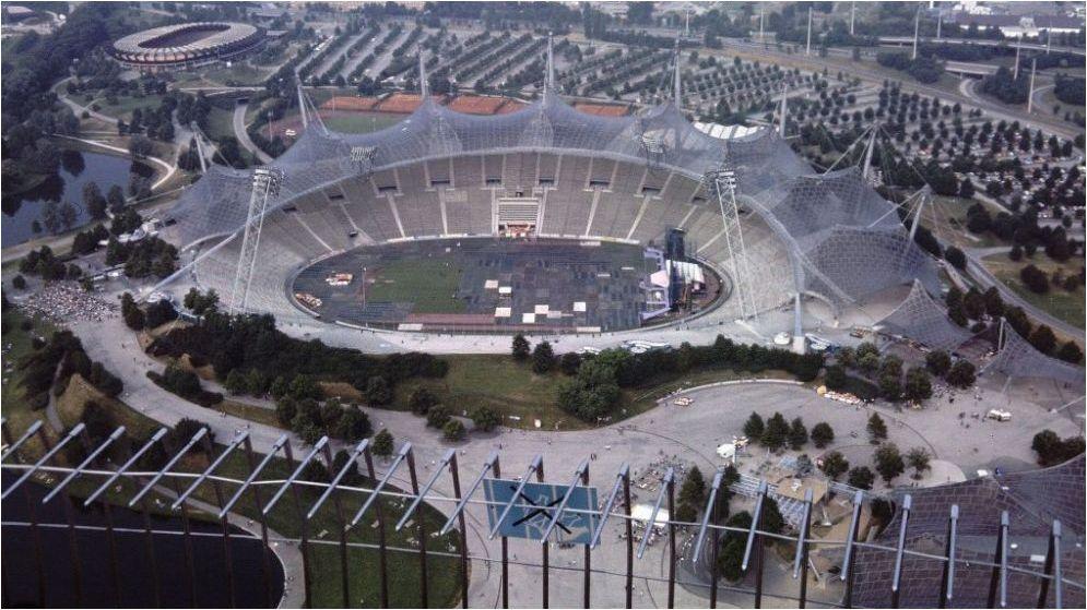 nix Olympia, nix Fußball...