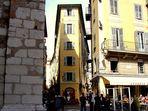 Nizza, Altstadt. 01