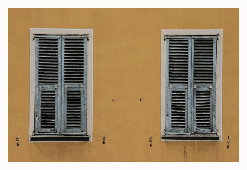 Nizza-Fenster