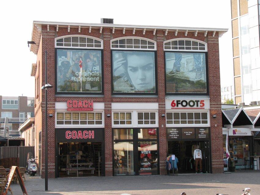 (NL) EMMEN - 6 FOOT 5 Laden