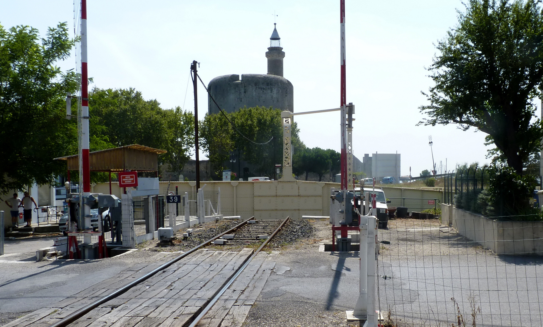 Nîmes - Le Grau du Roi..1-03