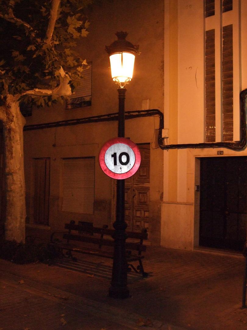 NO A MAS DE 10