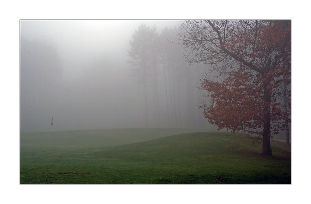 No Eifel-Golf today