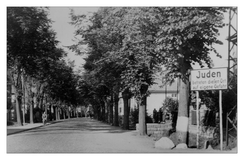No-Go-Area 1938