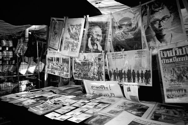 No More Dictatorship In Thailand