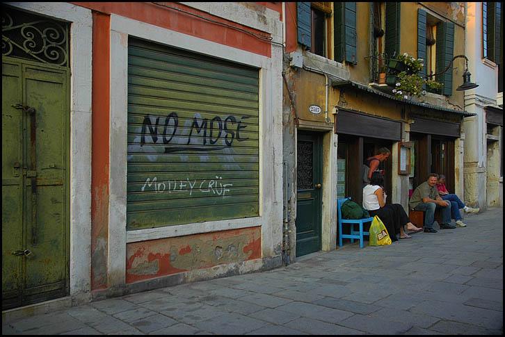 No Mose ....