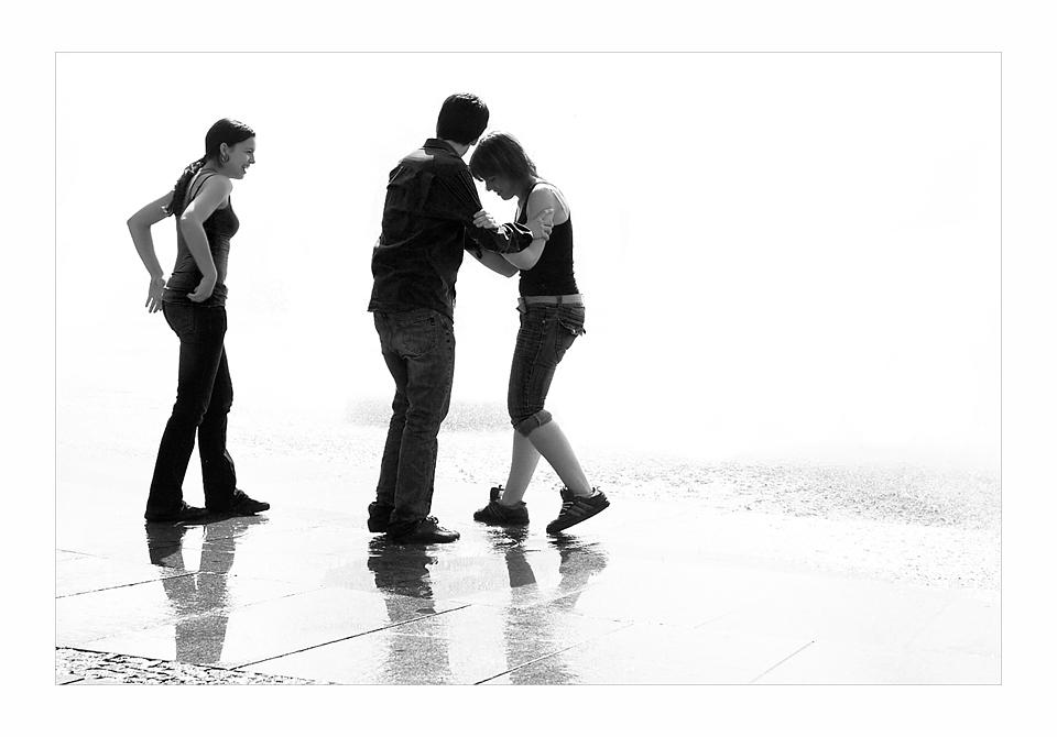 no quiero bailar