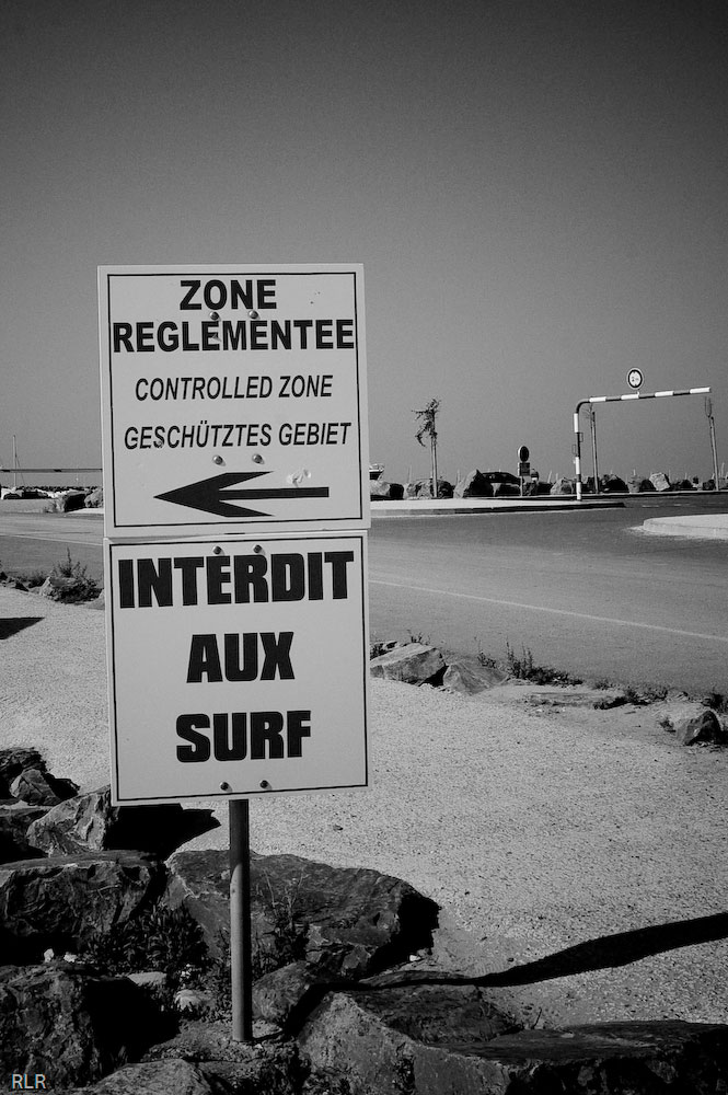 NO SURF
