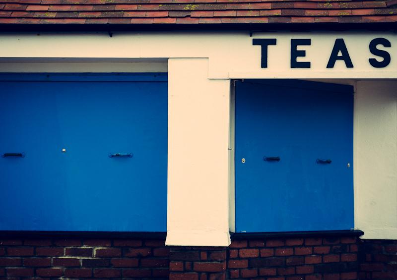 no tea today