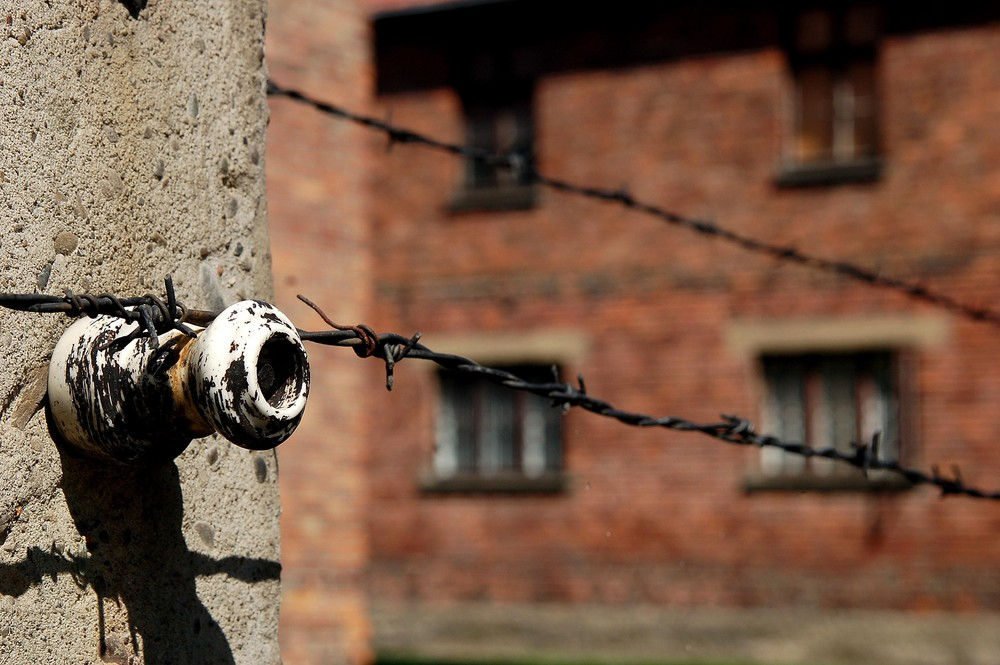 no way out - Auschwitz