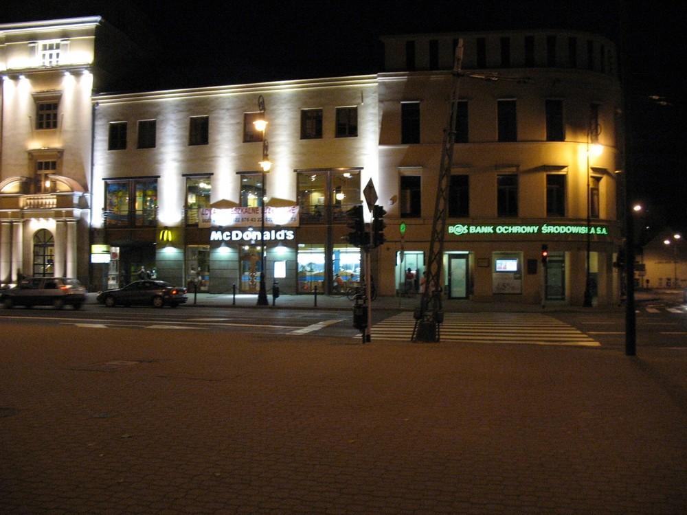 Noc w Lublinie