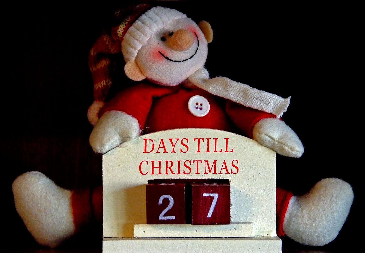Noch 27 Tage ....