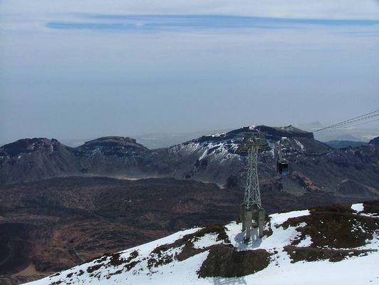 noch ein Blick von Teide