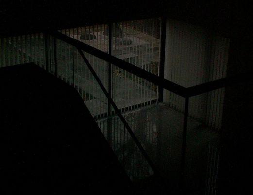 Noch ein Detail der ehemaligen japanischen Botschaft in Bonn