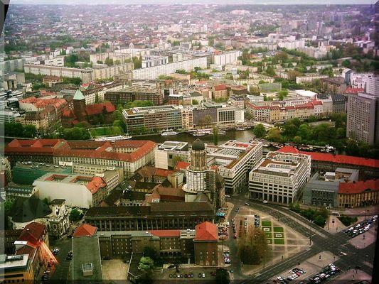 Noch ein Foto meiner Berlin-Alex-Reihe....