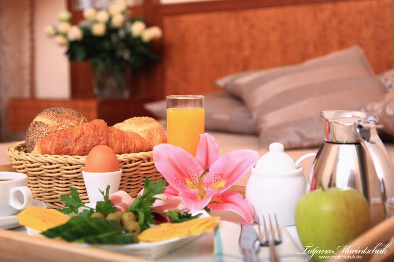 ...noch ein Frühstück