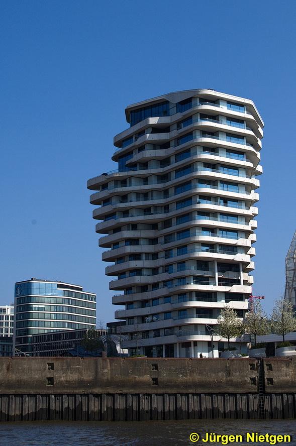 Noch ein Gebäude in der Hafen-City in Hamburg