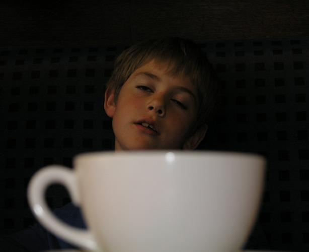 noch ein Kaffee