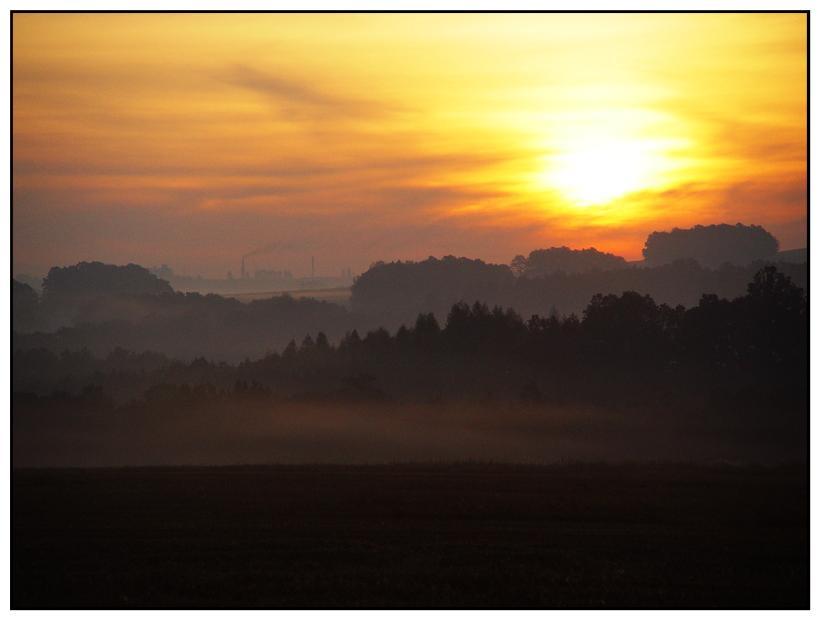 Noch ein sinnfreier Sonnenuntergang
