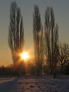 ..... noch ein Sonnenaufgang ....