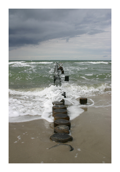 noch ein Tag am Meer