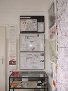 noch eine Ansicht aus dem Ausstellungsraum der Gedenkstätte in Wehnen