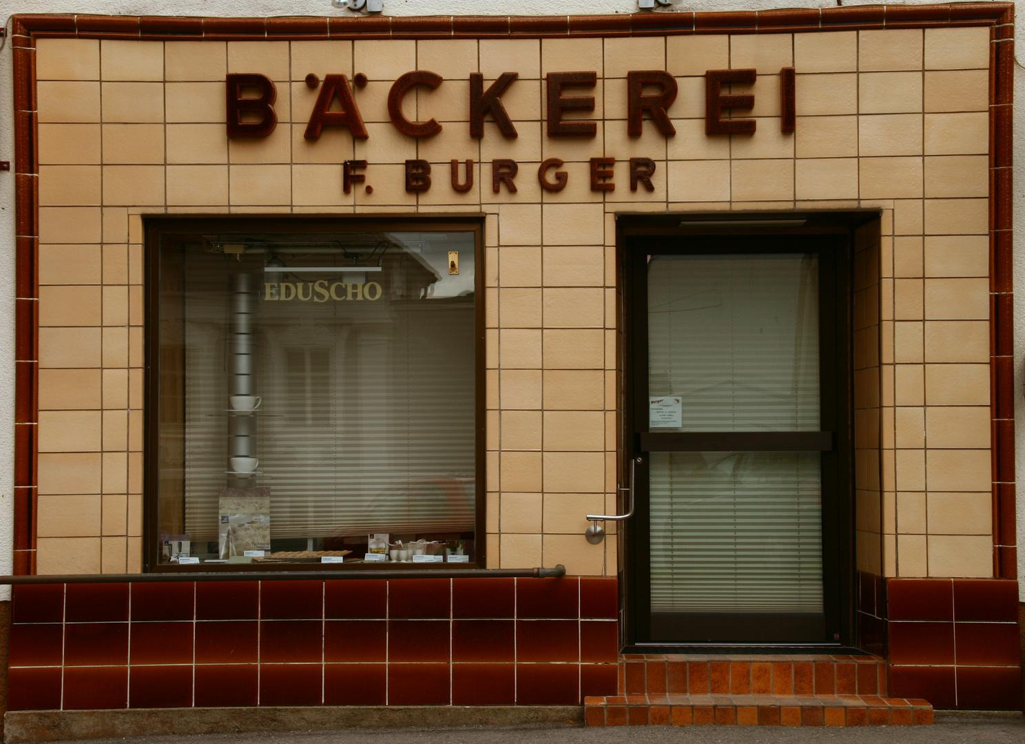 noch eine Bäckerei