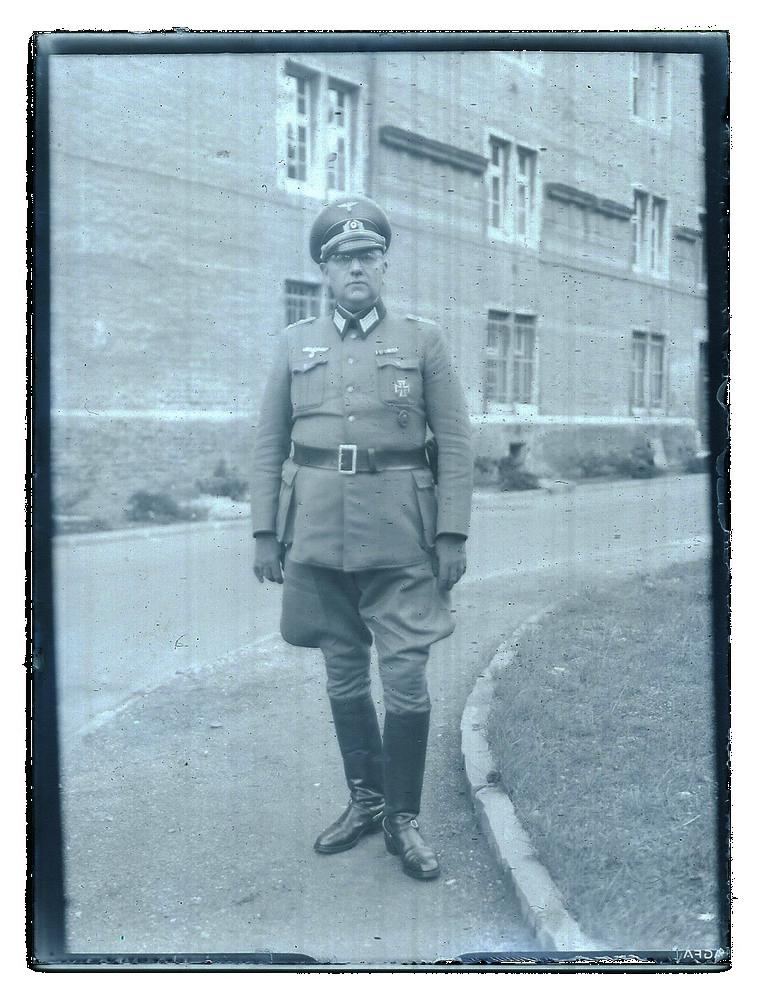 Noch eine kleine (Foto-)Geschichte von meinem Großvater Matthias Frankenhauser
