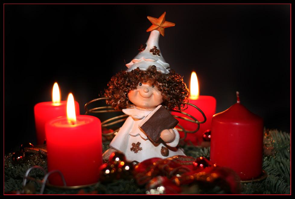 Noch einen schönen 3. Advent...