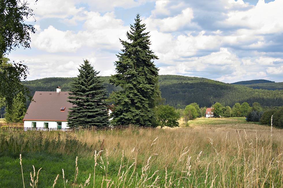Noch einmal Brandau / Erzgebirge