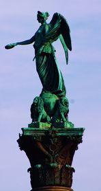 noch einmal der Engel über Stuttgart
