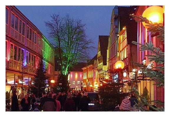 Noch einmal Osnabrück in Farbe