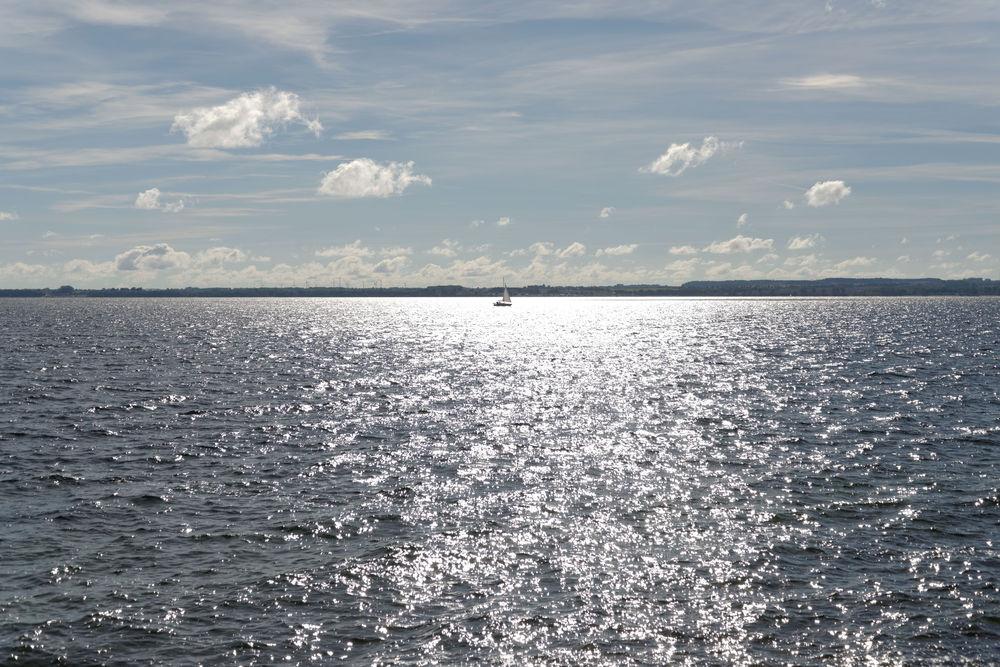 ... noch einmal Ostsee in diesem Jahr ...