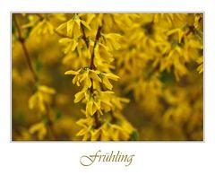 Noch etwas Gelb