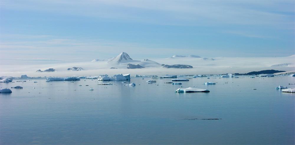 noch immer irgendwo im Antarctic Sound