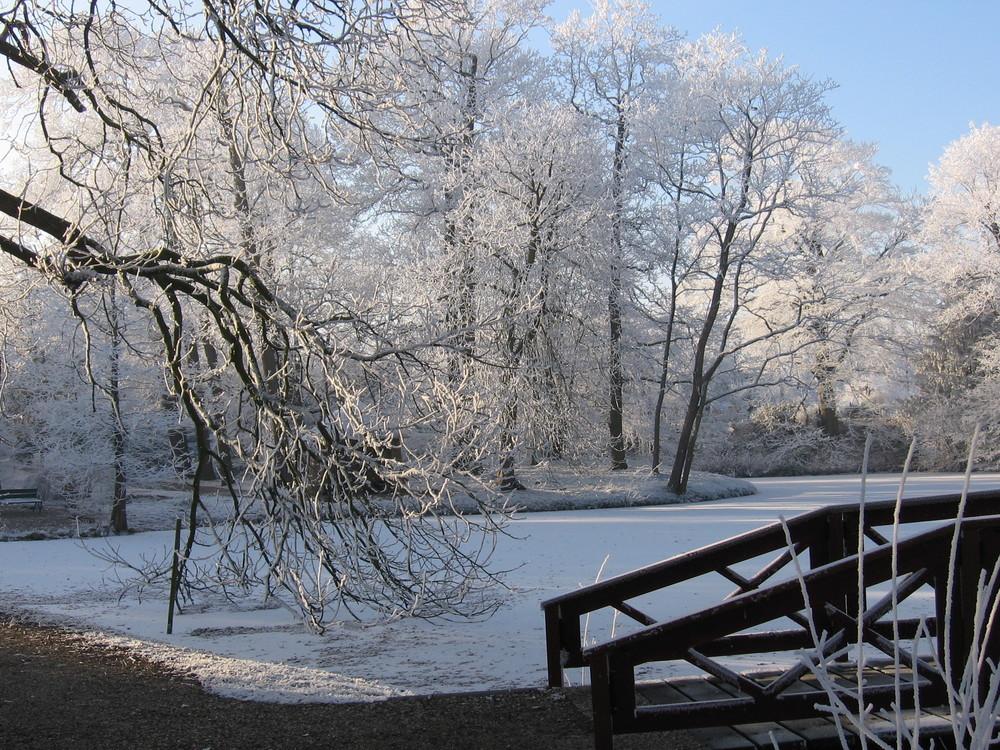 Noch immer Winter!!