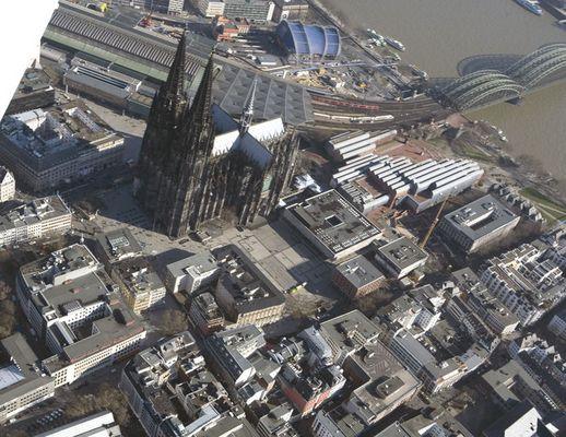 Noch mal Kölner Dom, diesmal etwas tiefer ...