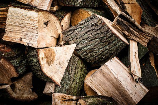Noch mehr Brennholz