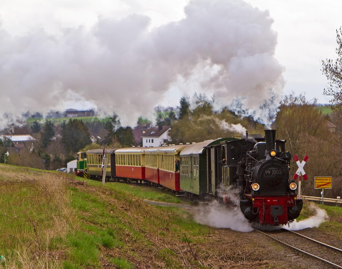 Noch mehr Brohltalbahn