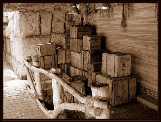 Noch mehr Kisten