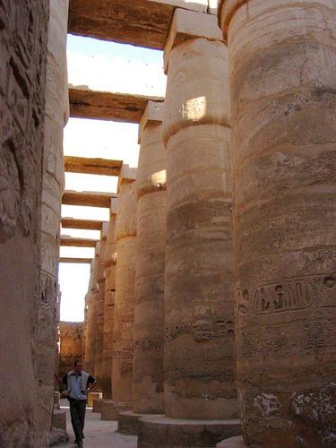 noch mehr Säulen